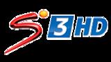 Logo for SuperSport 3 HD channel on DStv