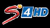 Logo for SuperSport 4 HD channel on DStv