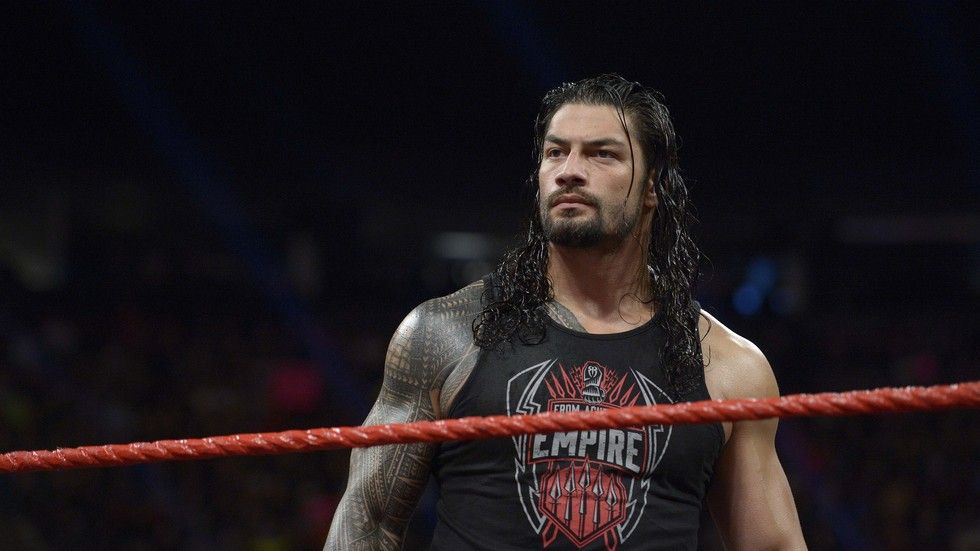 WWE, Roman Reigns