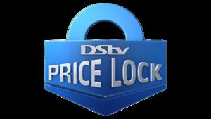 DStv Price Lock deal logo