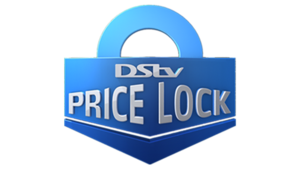 DStv Price Lock deal logo