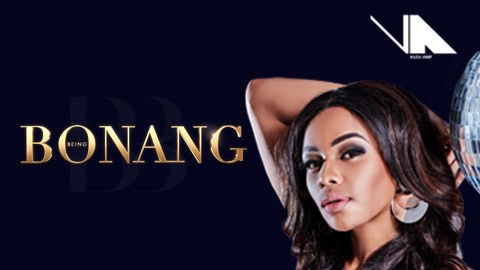 Bonang Matheba in Being Bonang on Vuzu AMP, DStv channel 103