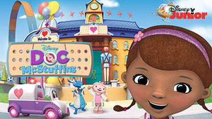 Doc McStuffins on Disney Junior, DStv channel 309