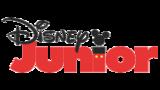 Logo for DIsney Junior, DStv channel 309