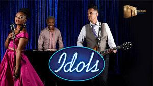 Idols judges Unathi, Somizi and Randall, Mzansi Magic, DStv channel 161