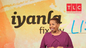 Iyanla Vanzant in Iyanla Fix My Life on TLC Entertainment, DStv channel 135
