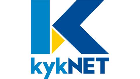 Logo for kykNET, DStv channel 144