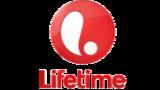 Logo for Lifetime, DStv channel 131