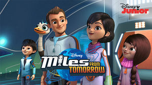 Miles from Tomorrow on Disney Junior, DStv channel 309