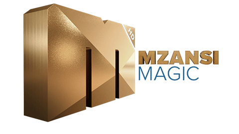Logo for Mzansi Magic, DStv channel 161