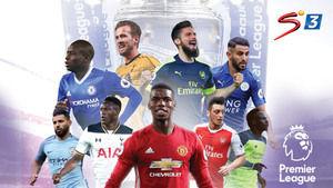 Premier League soccer on SuperSport 3 HD, channel 203 on DStv