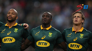 Springboks Lionel Mapoe, Raymond Rhule and Andries Coetzee on SuperSport 1 HD, DStv channel 201