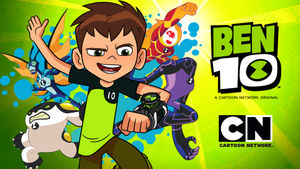 Ben 10 on Cartoon Network, DStv channel 301