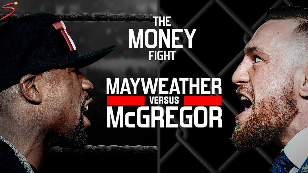 "The artwork for ""The Money Fight"""