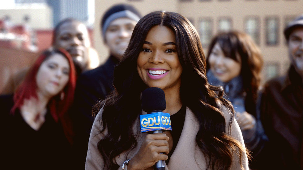 Gabrielle Union as Mary Jane Paul in Being Mary Jane on BET (DStv channel 129).
