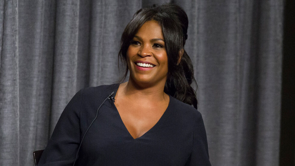 Actress Nia Long attends a career retrospective for SAG-AFTRA Foundation Conversations at SAG-AFTRA Foundation.