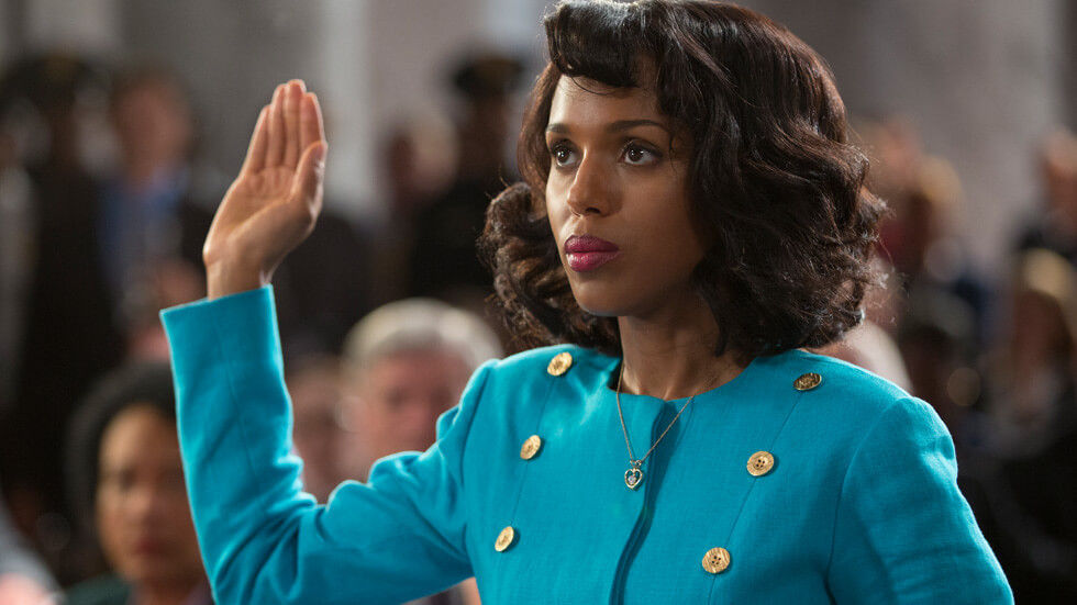 Kerry Washington in Confirmation.