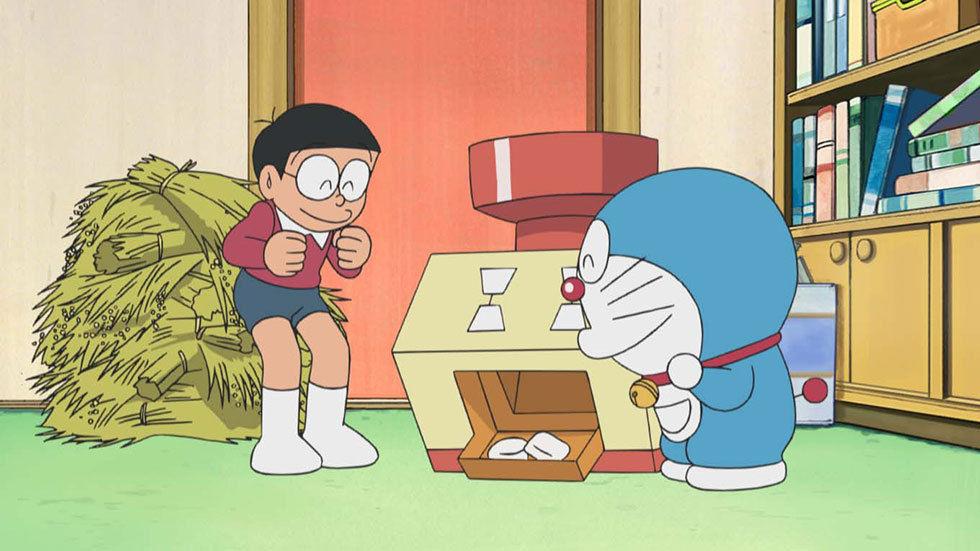 DStv, CN, Doraemon