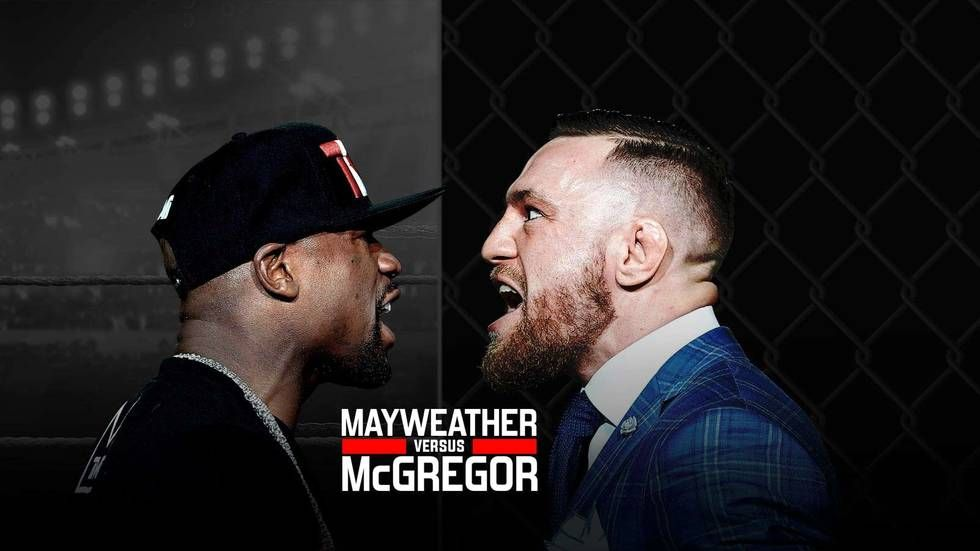 The Money Fight Mayweather v McGregor v2