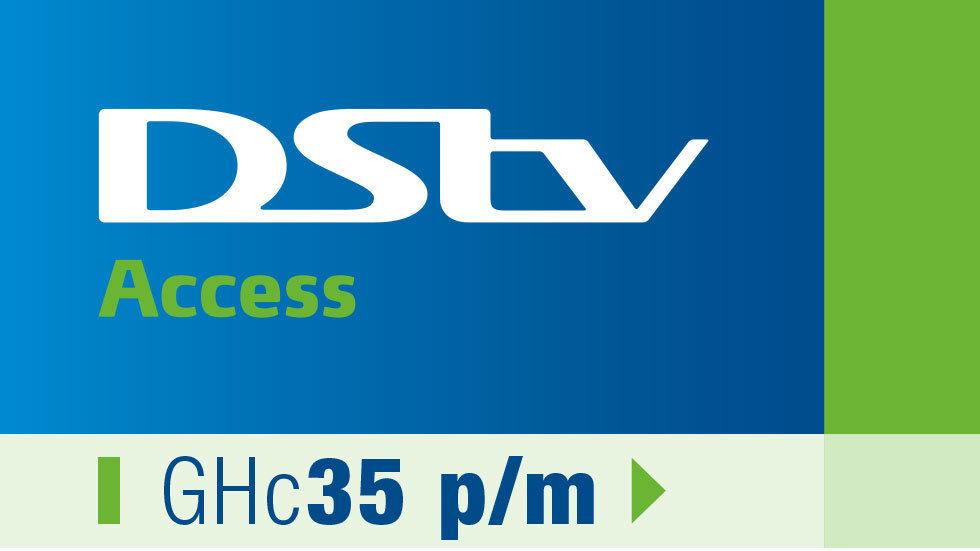 Artwork for Ghana Get DStv Access September 2017