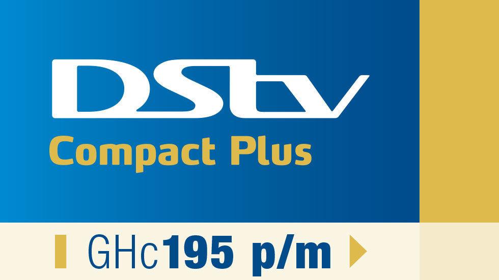 Artwork for Ghana Get DStv Compact Plus September 2017