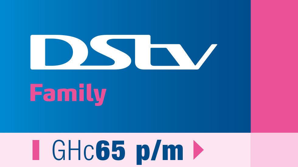 Artwork for Ghana Get DStv Family September 2017