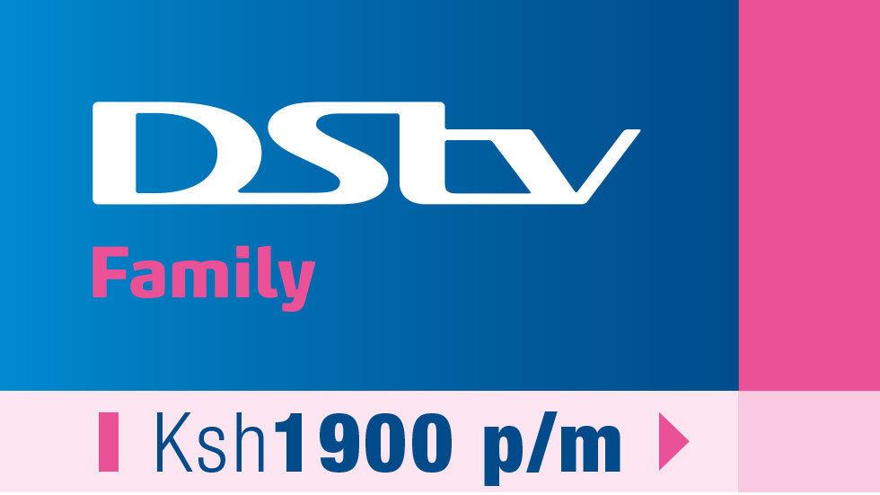 Image for Get DStv Strip for DStv Family Kenya