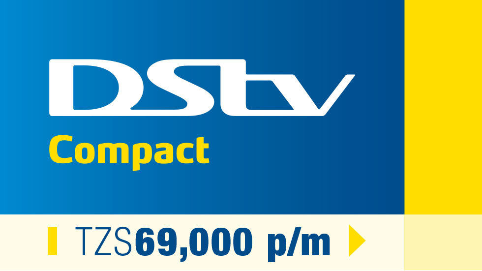 Image for Get DStv strip for DStv Compact Tanzania