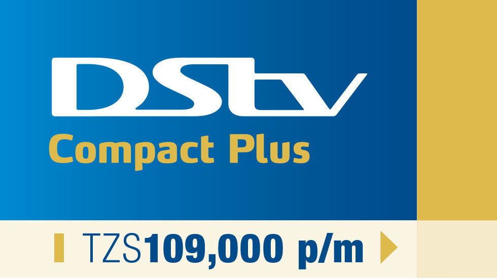 Image for TZ Get DStv strip for Compact Plus