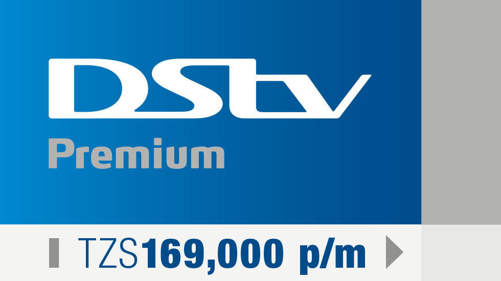 Image for Get DStv strip for DStv Premium TZ