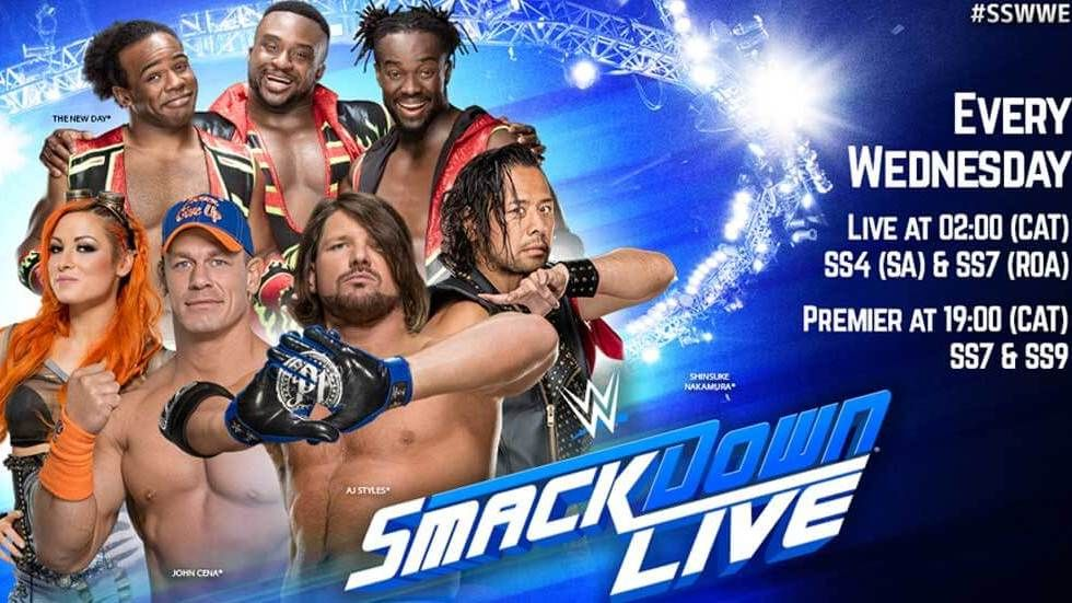 Meet the wwe smackdown superstars m4hsunfo