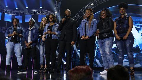 Idols Top 16 3 Sept