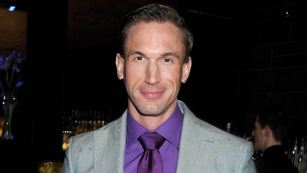 Dr Christian Jessen at a function.