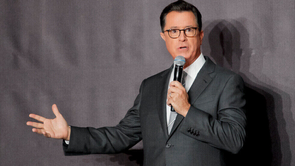 Stephen Colbert will present the 69th Primetime Emmy Awards.