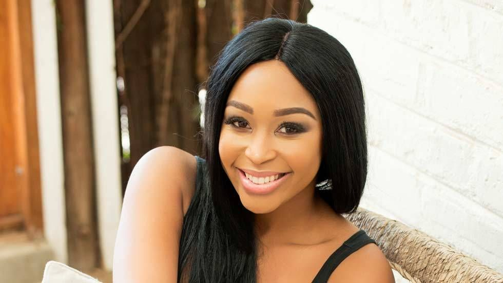 An image of Minnie Dlamini