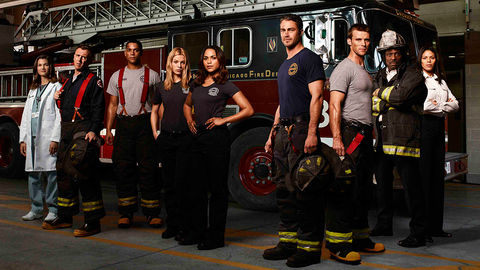 Dstv, AXN, Chicago Fire