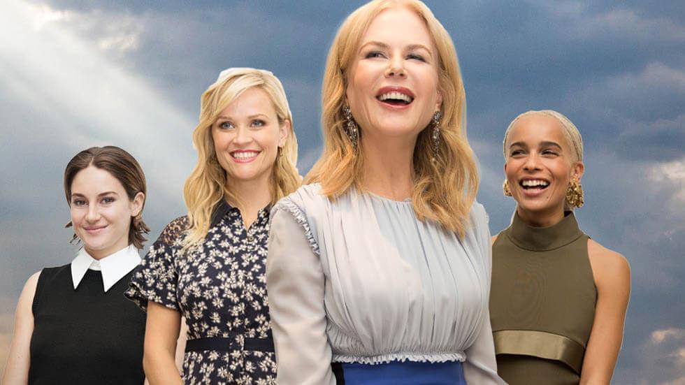 The cast of Big Little Lies.