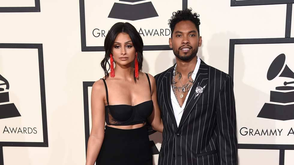 An image of Nazanin Mandi and Miguel