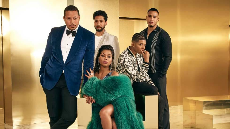 An image of the cast of Empire