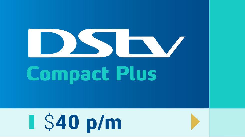 Get DStv Compact Plus Zimbabwe Price Drop