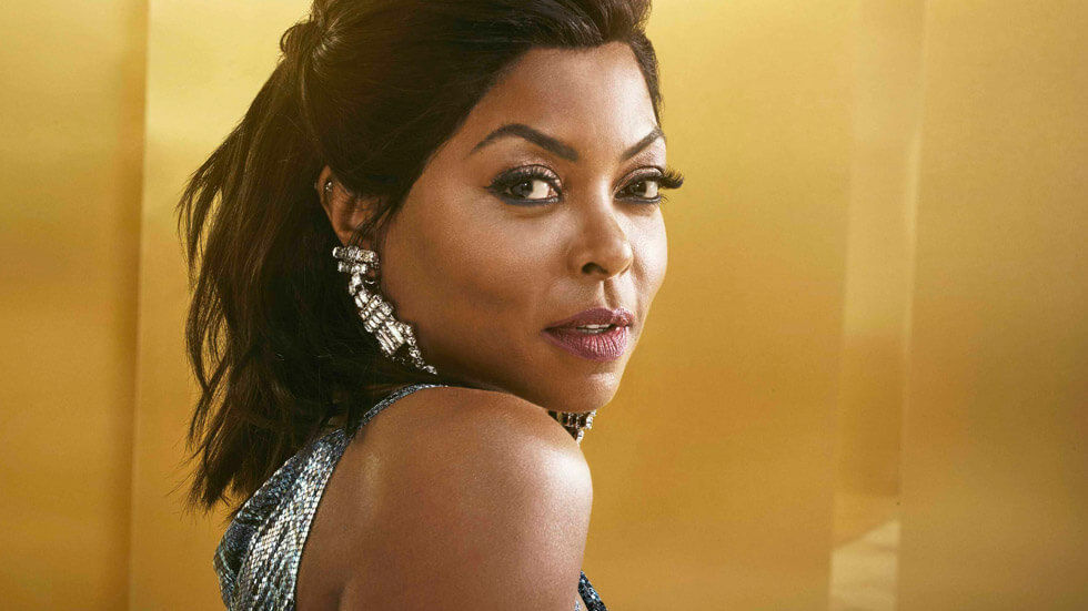 Taraji P. HJenson on Empire S4 on FOX.
