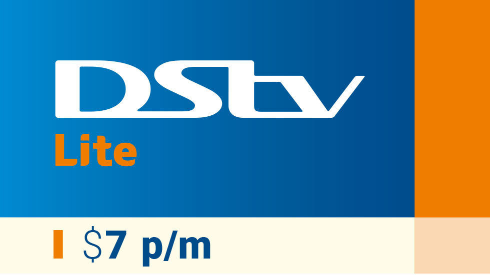 Get DStv Lite Zimbabwe New Package