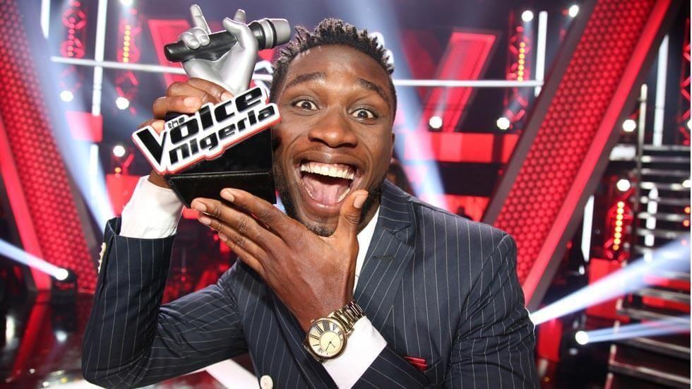 Idyl is the winner of The Voice Nigeria season 2