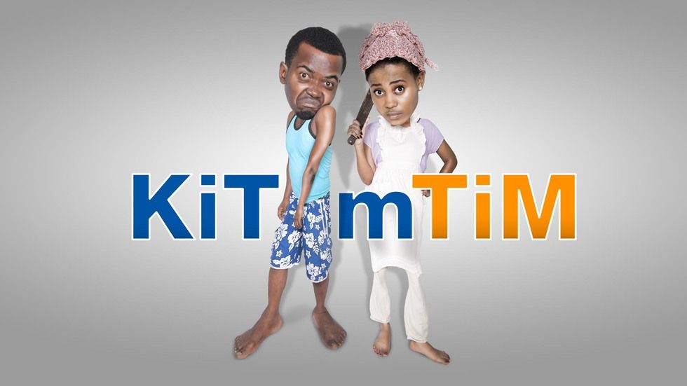 Poster for MMB comedy show Kitimtim