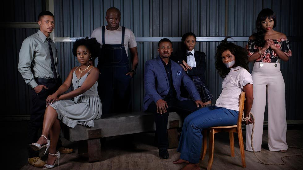Artwork for the series The Impostor on Mzansi Magic