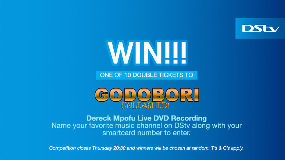 Artwork for the DStv Zimbabwe Godobori competition
