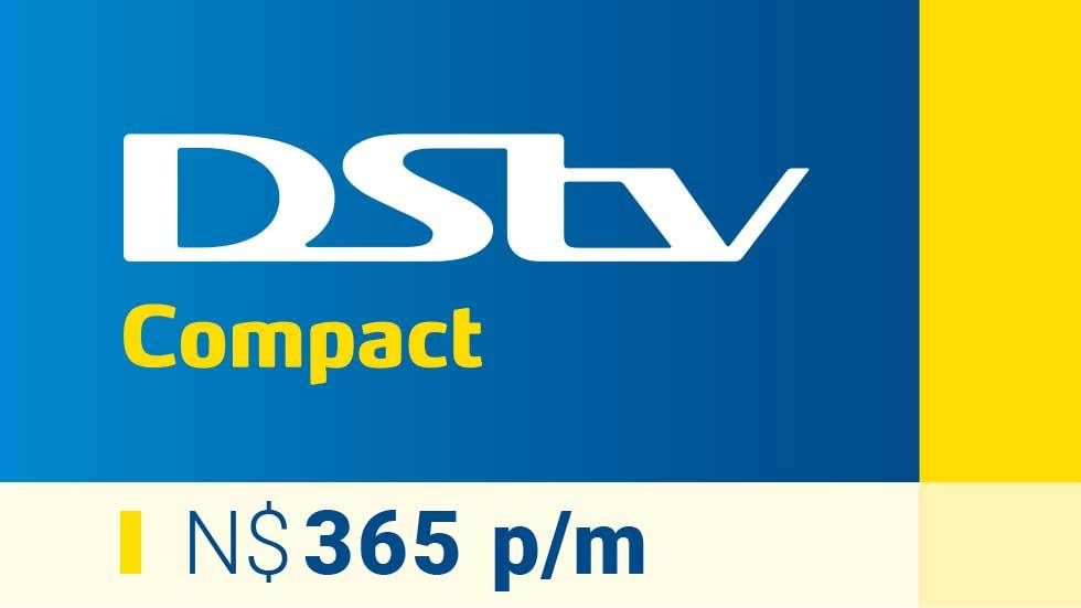 Artwork for Namibia Get DStv Strip - Compact