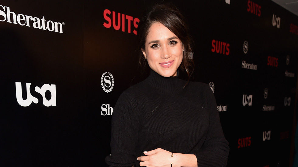 Actress Meghan Markle attends the premiere of USA Network's 'Suits' Season 5 at the Sheraton Los Angeles Downtown Hotel on January 21, 2016 in Los Angeles, California. (Photo by Alberto E. Rodriguez/Getty Images)