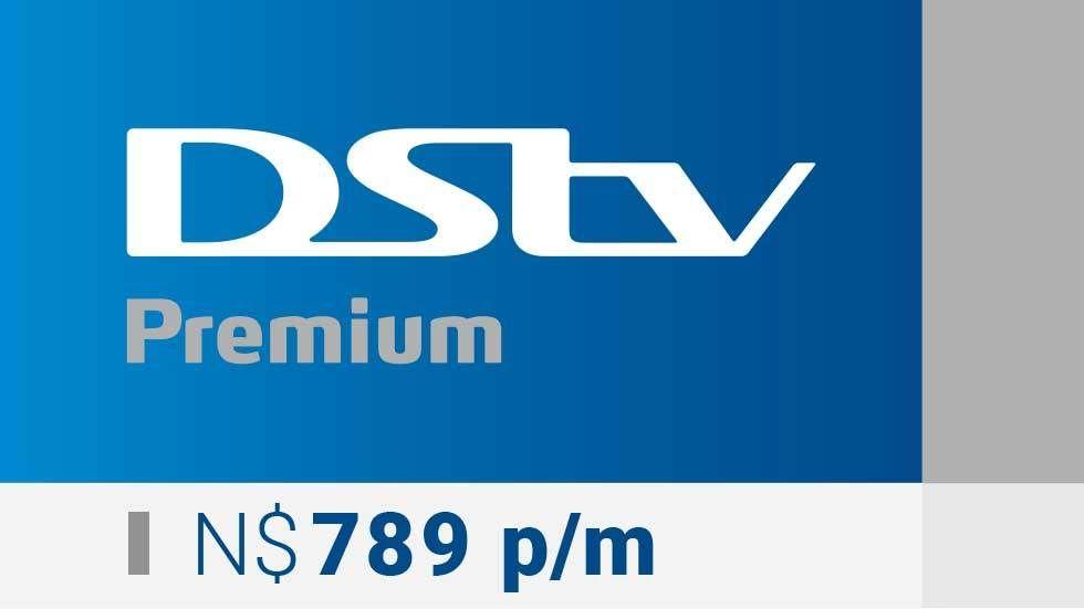 Artwork for Namibia Get DStv strip, Premium