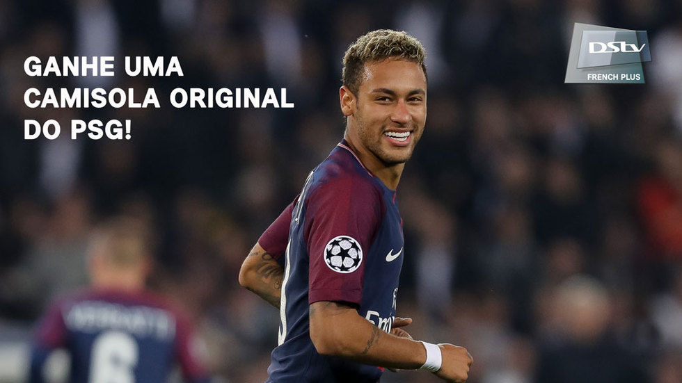 DStv,French,Plus,Passatempo,Angola,Outubro,Neymar,camisola